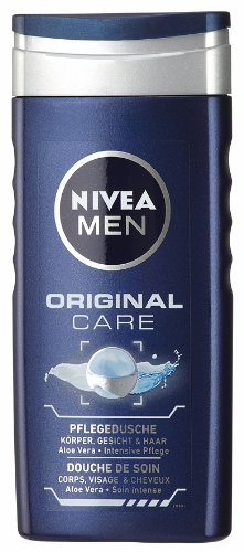 Nivea Men Shower Gel - Original Care (250ml)