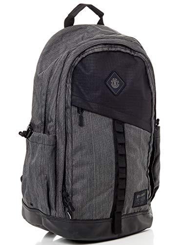 Mochila Element New Men's Cypress Backpack Black Melange 26L
