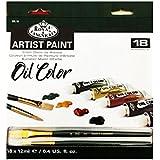 Royal & Langnickel Ölfarben-Set (18 Tuben)