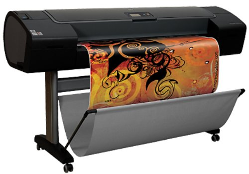 HP Designjet Impresora fotográfica HP Designjet Z2100 de 1118 mm - Impresora de gran formato (4.2 ppm, 15 ppm, 2400 x 1200 DPI, PCL 3, Cyan, Cian claro, Magenta claro, Magenta, Amarillo, 130ml) color_name