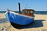 druck-shop24 Wunschmotiv: Fischkutter auf der Insel Usedom