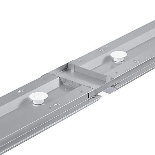 Trilux 333–Spurstange Lichtertüte Luminaria 01M für Panel 1grau