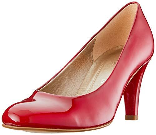 Gabor Shoes Damen Basic Pumps, Rot (Cherry (+Absatz) 75), 42 EU -