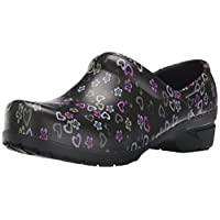 Cherokee Women's Anyware SRANGEL Closed Back Plastic Clog Nursing Shoe