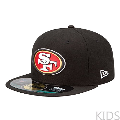 New Era KIDS Cap - NFL ON FIELD San Francisco 49er - 6 1/2