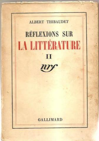 Reflexions sur la litterature