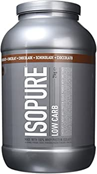 Isopure Zero Carb Whey Protein Isolate Powder, Chocolate, 2 Kg 0