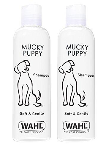 Wahl Smartgroom Mucky Puppy Pet Shampoo 250ml (Pack of 2)