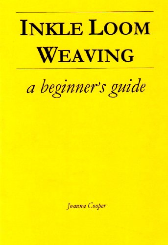 Inkle Loom Weaving: A Beginner's Guide