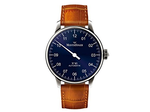 MeisterSinger Mens Watch N03 AM908