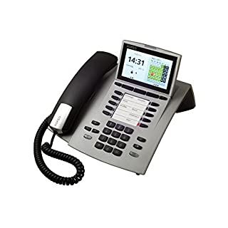 Agfeo 6101282 Systemtelefon 45 silber
