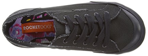 Rocket Dog Jazzin, Chaussures de ville femme Noir (Black All Over)