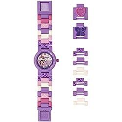 Reloj infantil modificable 8021223 de Emma de LEGO Friends con pulsera por piezas