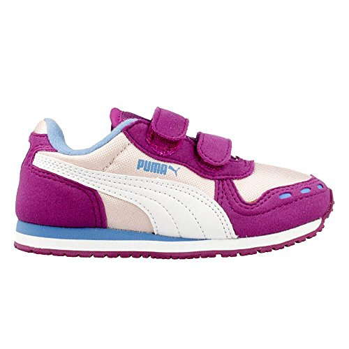 PUMA CABANA RACER MESH V KIDS 356373 18 Violett