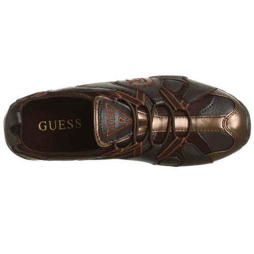 Guess shaine Synthétique Baskets brown