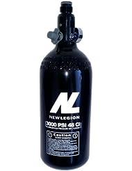 Paintball HP système bouteille d'oxygène de l'aluminium 200 Bar 0,8l Pi HP