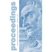 Proceedings: Society for Phenomenology and Media