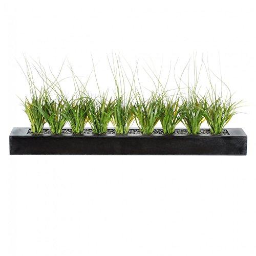 Raumteiler mit künstlichem Gras 90x30cm