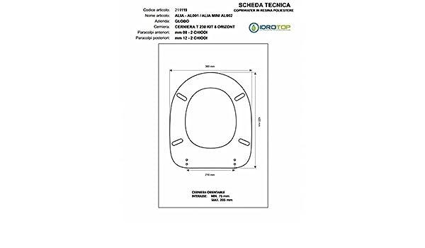/2017/berlina Plastica ABS Interieur Consolle Centrale coprilampo 1/pezzi per 80//A4/B9/2016/