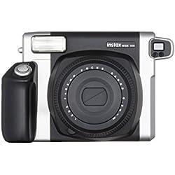 Fujifilm Instax Wide 300 Appareil Photo Argentique Instantané Noir
