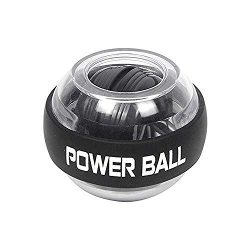 Powerball Con LED Gyrosopic Muñeca Fortalecedor Aptitud Muñeca Luces Pelota Con Un Muñeca Mano Fuerza...