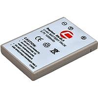 Carat Li-405 Lithium-Ion (Li-Ion) 950mAh 3.7V batterie rechargeable - Batteries rechargeables (950 mAh, Lithium-Ion (Li-Ion), 3,7 V, Noir)