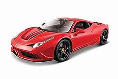 Idea Regalo - 1:18 - Auto Ferrari 458 Speciale Signature