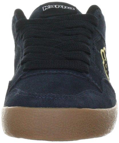 Kappa HAZE 241543 Unisex - Erwachsene Fashion Sneakers Blau (navy / black 6711)