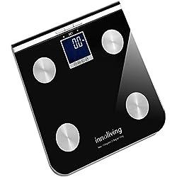 Innoliving INN-117 Fat&Body Analyzer Bilancia Diagnostica
