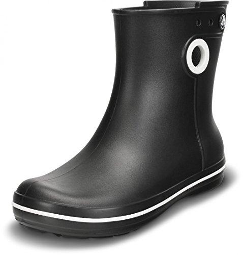 W Stivali Boot Shorty Jaunt schwarz Donna Crocs xOFT0n0
