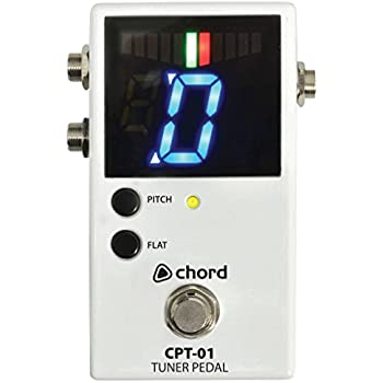 pt 02 chromatic guitar tuner pedal musical instruments. Black Bedroom Furniture Sets. Home Design Ideas