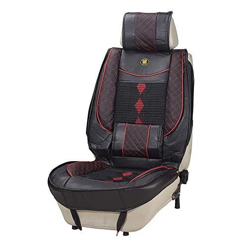 UR URLIFEHALL SCHWARZ Auto Sitzbezug Kissen Leder, Auto sitzbezug Stuhl Sitzkissen für Auto - Schwarzes Tuch-spiel-stuhl