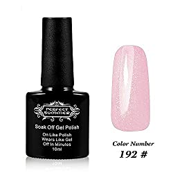 Perfect Summer Gel Nail Polish kit 10ml Soak Off UV Led Gel polish color 192