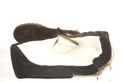Think Koehsa 89088 Damen Stiefel Braun (espresso/kombi 42)