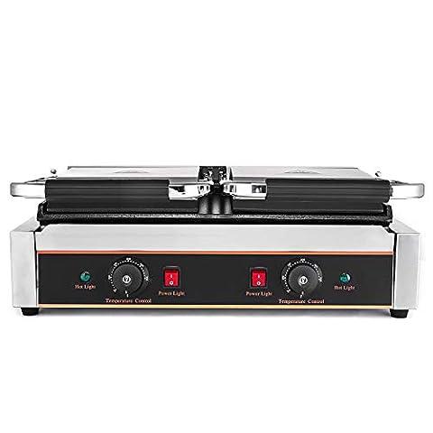 Parrilla el/éctrica para fiestas de alimentos y jarra caliente
