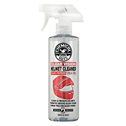 CHEMICAL GUYS MOTO LINE, CLEAR VISION STREAK FREE HELMET CLEANER & PROTECTANT (473 ml )