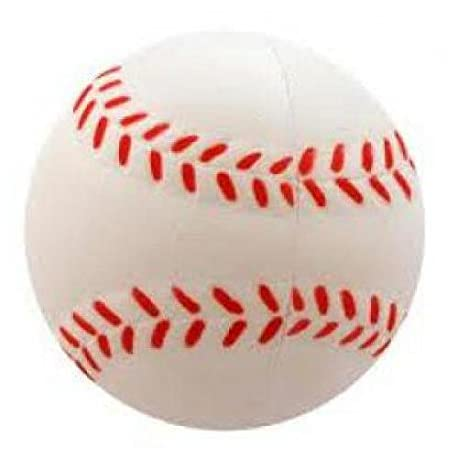 Softee Equipment 0010805 Pelota B isbol Unisex Blanco S