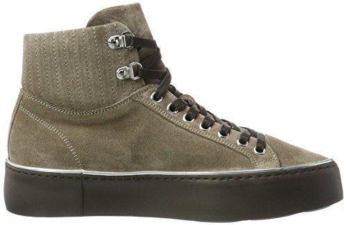 Bogner Samara 2, Sneaker a Collo Alto Donna Beige (Taupe)