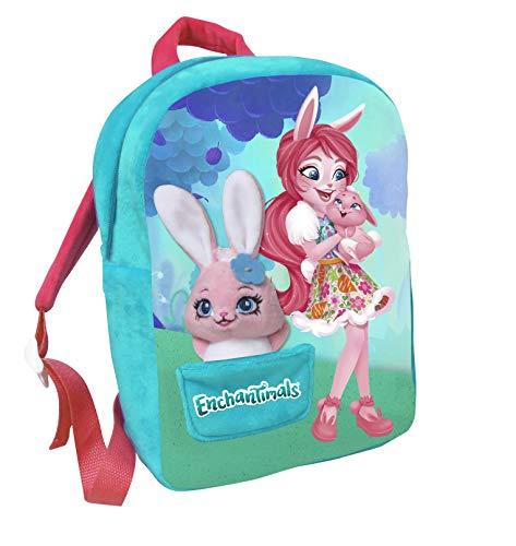 Enchantimals Gefüllter Rucksack mit Haustier Bree Bunny