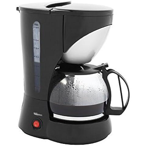 Tristar KZ-1208 - Cafetera eléctrica para 12-15 tazas, jarra de 1.5 l