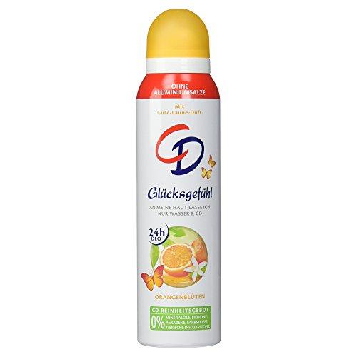 Preisvergleich Produktbild CD Deo Spray Glücksgefühl, 150 ml