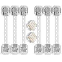 TONYBOO Baby Safety Locks, Pack of 6