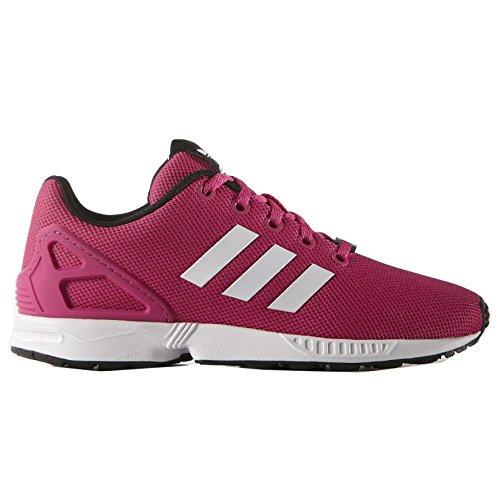 adidas ZX Flux K Equipment Pink White 38
