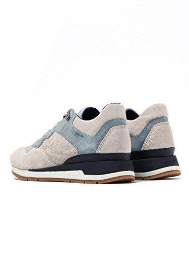 Sport scarpe per le donne, colore Bianco sporco , marca GEOX, modello Sport Scarpe Per Le Donne GEOX D SHAHIRA Bianco Sporco Beige