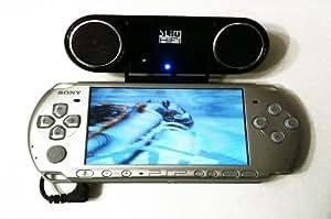 Accessoire Sony PSP 2000 et PSP 3000 - Haut-parleurs Stereo 3D surround pour PSP
