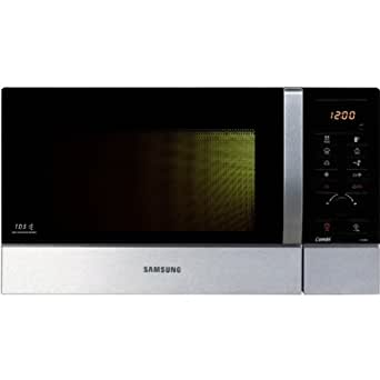 Samsung ce107 mtst four micro ondes pose libre 28 l 900 w inox gros lectrom nager - Amazon four micro onde ...
