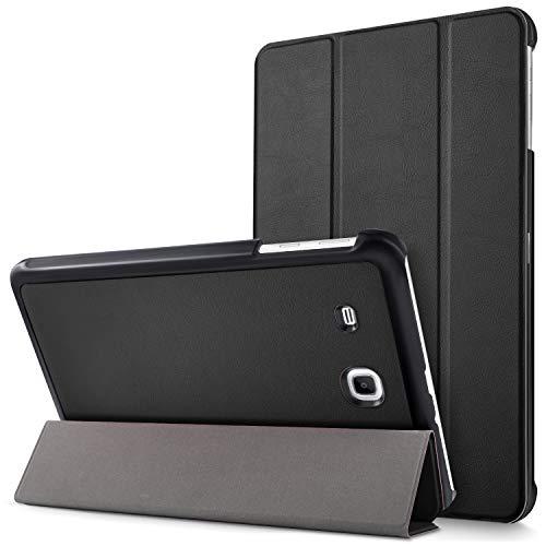 Samsung galaxy tab e 9.6 ultra custodia,mama mouth ultra sottile di peso leggero con supporto in piedi caso case per 9.6