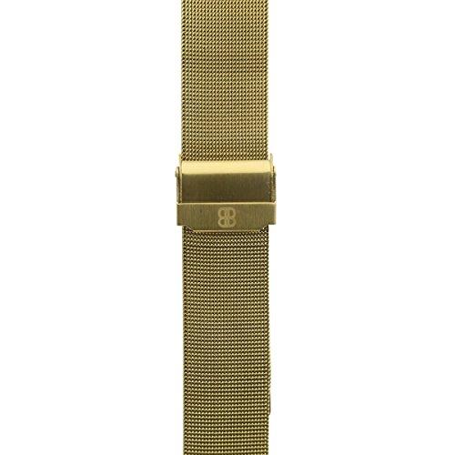 Byron Bond - -Armbanduhr- Mesh strap