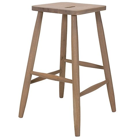 John Lewis Croft Collection Kyla Bar Stool,