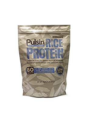 Pulsin Brown Rice Protein Powder